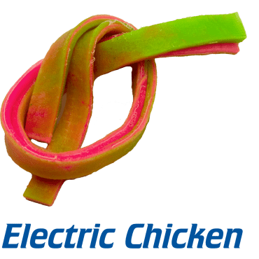 Longer Lasting E-Z Crab Electric Chicken