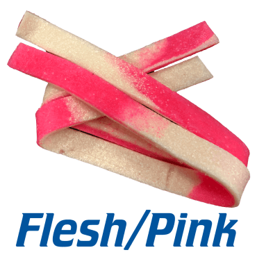 Longer Lasting E-Z Crab Flesh/Pink