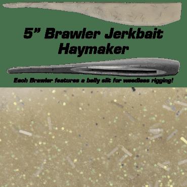 "5"" Brawler Haymaker"