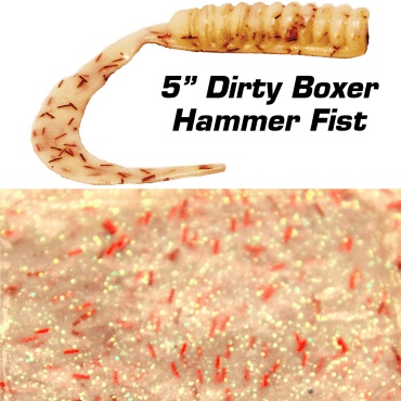 "5"" Dirty Boxer  Hammer Fist"
