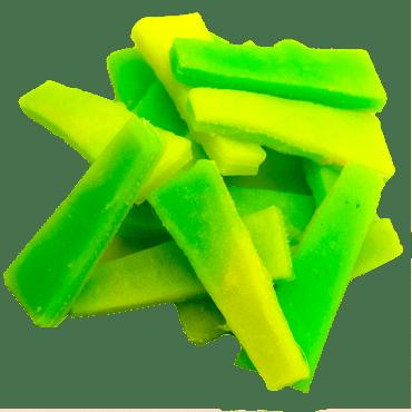 Fishbites Fish'n Strips® - Power Lime