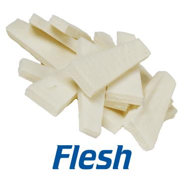 Fishbites Clam Fish'n Strips® - Flesh