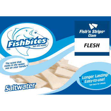 Fishbites Fish'n Strips® - Clam
