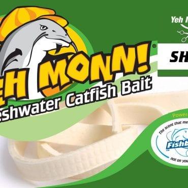 Fishbites – Yeh Monn!® Freshwater Catfish Bait - Shad