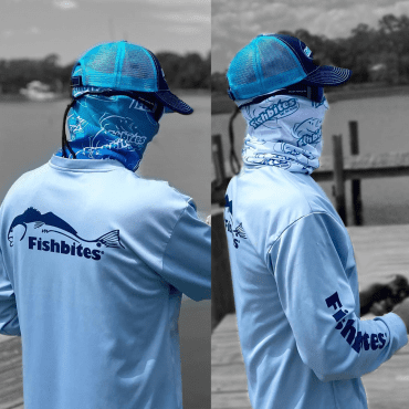 Fishbites Face Cover